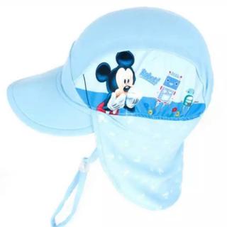 ディズニー(Disney)の即購入OK! ミッキー スイムキャップ プール 帽子 男の子 水遊び キッズ (帽子)