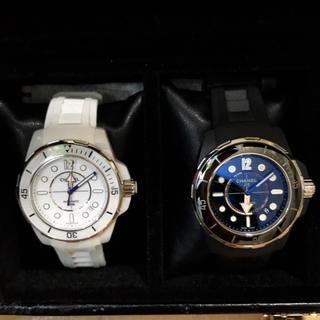 シャネル(CHANEL)のJ12 マリーン ブラック 42mm(腕時計(アナログ))