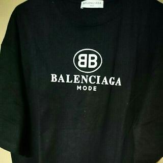 バレンシアガ(Balenciaga)のバレンシアガ.BBtシャツ(Tシャツ(半袖/袖なし))