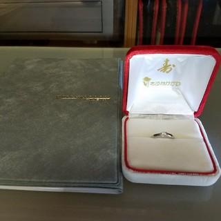 60万円ダイヤモンド指輪(リング(指輪))