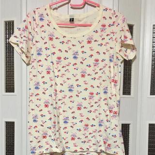 スイマー(SWIMMER)のうさぎちゃん柄tシャツ🐰(Tシャツ(半袖/袖なし))