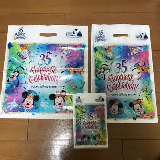 ディズニー(Disney)のディズニーショッパー ☆ 35周年(ショップ袋)