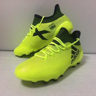 アディダス(adidas)のadidas エックス 17.1 HG 新品 25.5cm(シューズ)