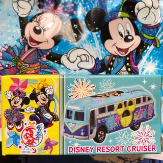 ディズニー(Disney)のディズニー 35周年 トミカ(ミニカー)