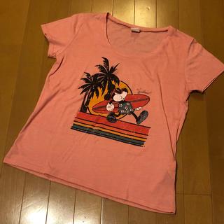 ディズニー(Disney)の美品♡ミッキーTシャツ(Tシャツ(半袖/袖なし))