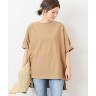 ドゥーズィエムクラス(DEUXIEME CLASSE)のドゥーズィエムクラス CALUX BIG Tシャツ(Tシャツ(半袖/袖なし))