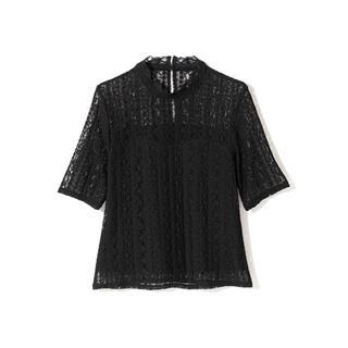 グレイル(GRL)のGRL レース トップス(Tシャツ(半袖/袖なし))