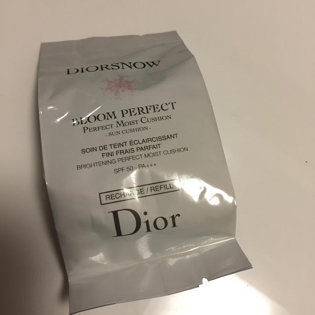 huge selection of 1d1c1 2b6b8 Dior サンクッション レフィル   フリマアプリ ラクマ