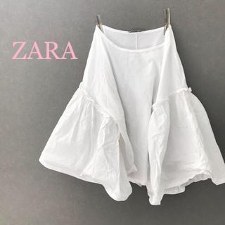 ザラ(ZARA)のZARA  ボリューム袖T(Tシャツ(半袖/袖なし))