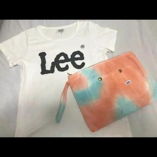 リー(Lee)のLee ビッグロゴteeシャツ(Tシャツ(半袖/袖なし))