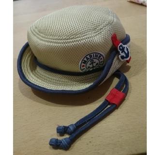 キッズフォーレ(KIDS FORET)のkidsforet  2way 帽子  52㎝(帽子)