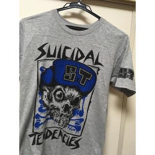 スイサダルテンデンシーズ(SUICIDAL TENDENCIES)のSUICIDAL TENDENCIES♡Tシャツ(Tシャツ(半袖/袖なし))