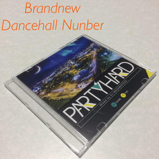 PARTY HARD vol.6 DJ Masamatixxx レゲエCD(ワールドミュージック)