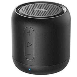 【大人気】Anker コンパクト Bluetoothスピーカー ブラック(スピーカー)
