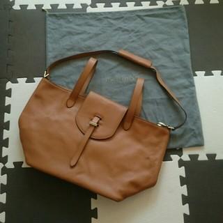 アッシュペーフランス(H.P.FRANCE)のmelimelo Thela bag(ハンドバッグ)