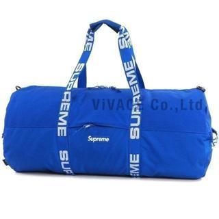 シュプリーム(Supreme)のSupreme Large Duffle Bag 青 大(ドラムバッグ)