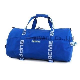 シュプリーム(Supreme)のSupreme Large Duffle Bag 青 小(ドラムバッグ)