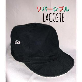 ラコステ(LACOSTE)のLACOSTE帽子 美品(その他)