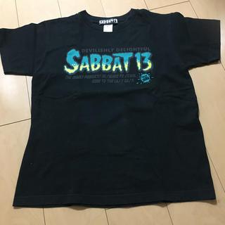 サバトサーティーン(SABBAT13)のSABBAT13★黒Tシャツ Sサイズ(Tシャツ/カットソー(半袖/袖なし))