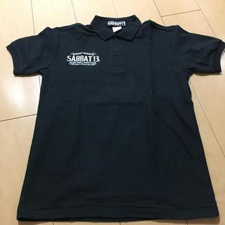 サバトサーティーン(SABBAT13)のSABBAT13★黒ポロシャツ Sサイズ(ポロシャツ)