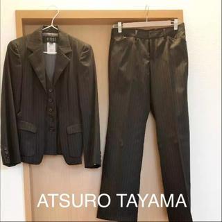 エーティー(A.T)のA.Tパンツスーツ(スーツ)