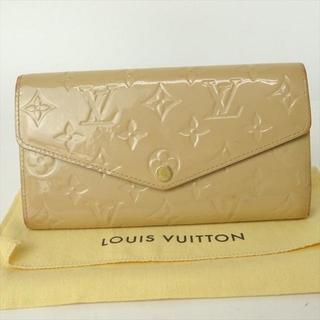 LOUIS VUITTON - ルイヴィトン LOUIS VUITTON 長財布  ヴェルニ パテント 1260