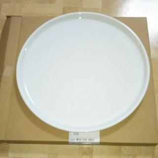ミツビシ(三菱)の三菱 MITSUBISHI オーブンレンジ セラミック丸皿 丸皿(電子レンジ)