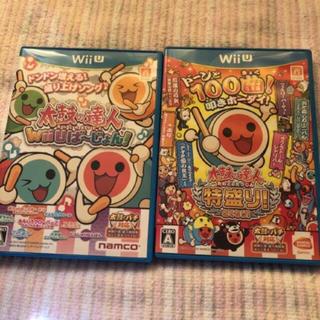 Wii U - 太鼓の達人 WIIU