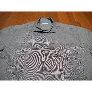 GU - GU ブロードシャツ (半袖)CL