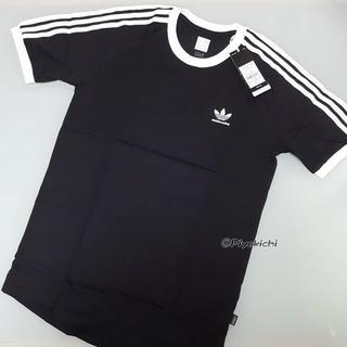 アディダス(adidas)のL【新品/即発送OK】adidas オリジナルス Tシャツ 黒 カリフォルニア2(Tシャツ/カットソー(半袖/袖なし))