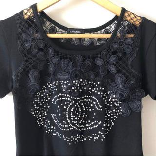 CHANEL - CHANEL シャネル 半袖Tシャツ