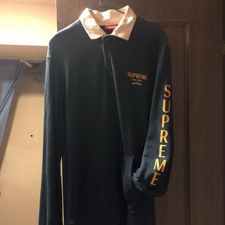 Supreme -  Supreme rugby shirt ラガーシャツ