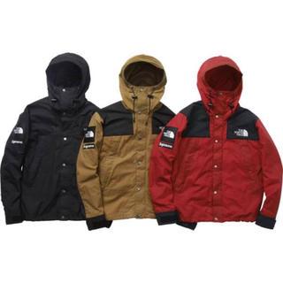シュプリーム(Supreme)の【M】supreme The North Face waxed jacket(マウンテンパーカー)