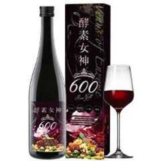 最安値は残りわずか 酵素女神 600(ロゼ☆ゴールド)ダイエット 送料無料 新品(ダイエット食品)