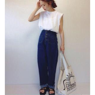 GU - 新品■GU■ノースリーブTシャツ