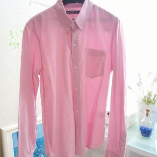 ジェンナロ(GENNARO)のラベンダーピンクMシャツ(シャツ)