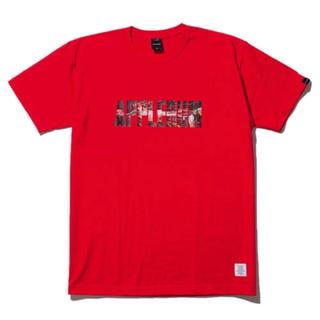 アップルバム(APPLEBUM)の applebum  DANKO T 赤 L 新品未使用(Tシャツ/カットソー(半袖/袖なし))