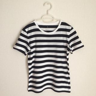 ムジルシリョウヒン(MUJI (無印良品))の【無印良品】Tシャツセット(2枚)(Tシャツ(半袖/袖なし))
