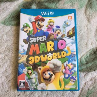 Wii U - Wii U スーパーマリオ 3Dワールド