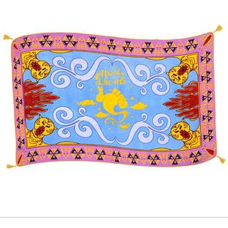 ディズニー(Disney)のアラジン 魔法の絨毯(タオル)