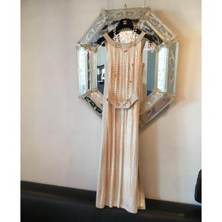 CHANEL - 超レア   スパンコールツイードドレス