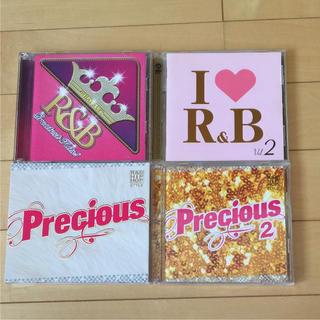 R&B オムニバスCD 4枚セット(R&B/ソウル)