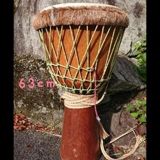 高品質!アフリカンジャンベ(木琴)