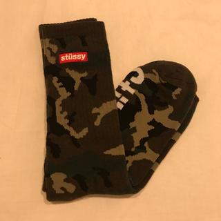 ステューシー(STUSSY)の新品未使用!stussy socks ステューシー ソックス 靴下(ソックス)