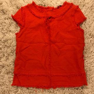 ザラ(ZARA)のZARA ティーシャツ(Tシャツ(半袖/袖なし))