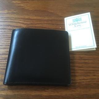 ホワイトハウスコックス(WHITEHOUSE COX)のホワイトハウスコックス 財布(折り財布)