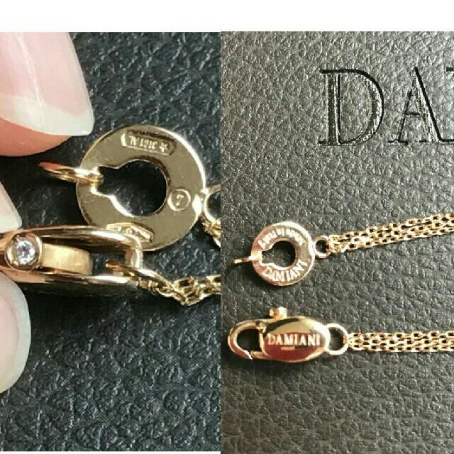 Damiani(ダミアーニ)のDAMIANI♥Sophia Loren♥ダミアーニ♥ソフィアローレン♥ダイヤ レディースのアクセサリー(ネックレス)の商品写真