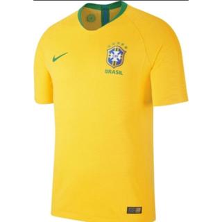 ナイキ(NIKE)のナイキ ブラジル代表2018ユニフォーム 国内正規品 未使用(ウェア)