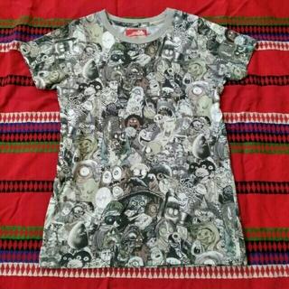 ケイキィー(Keikiii)のケイキィー 水木しげるTシャツ(Tシャツ(半袖/袖なし))
