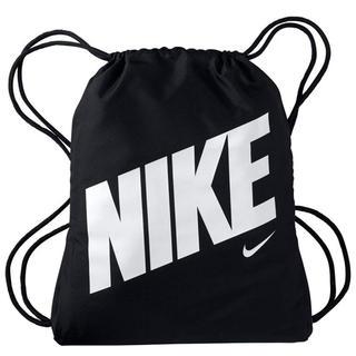 ナイキ(NIKE)のホワイトNIKEロゴ    NIKEナップサック  nikeナップサック(リュック/バックパック)